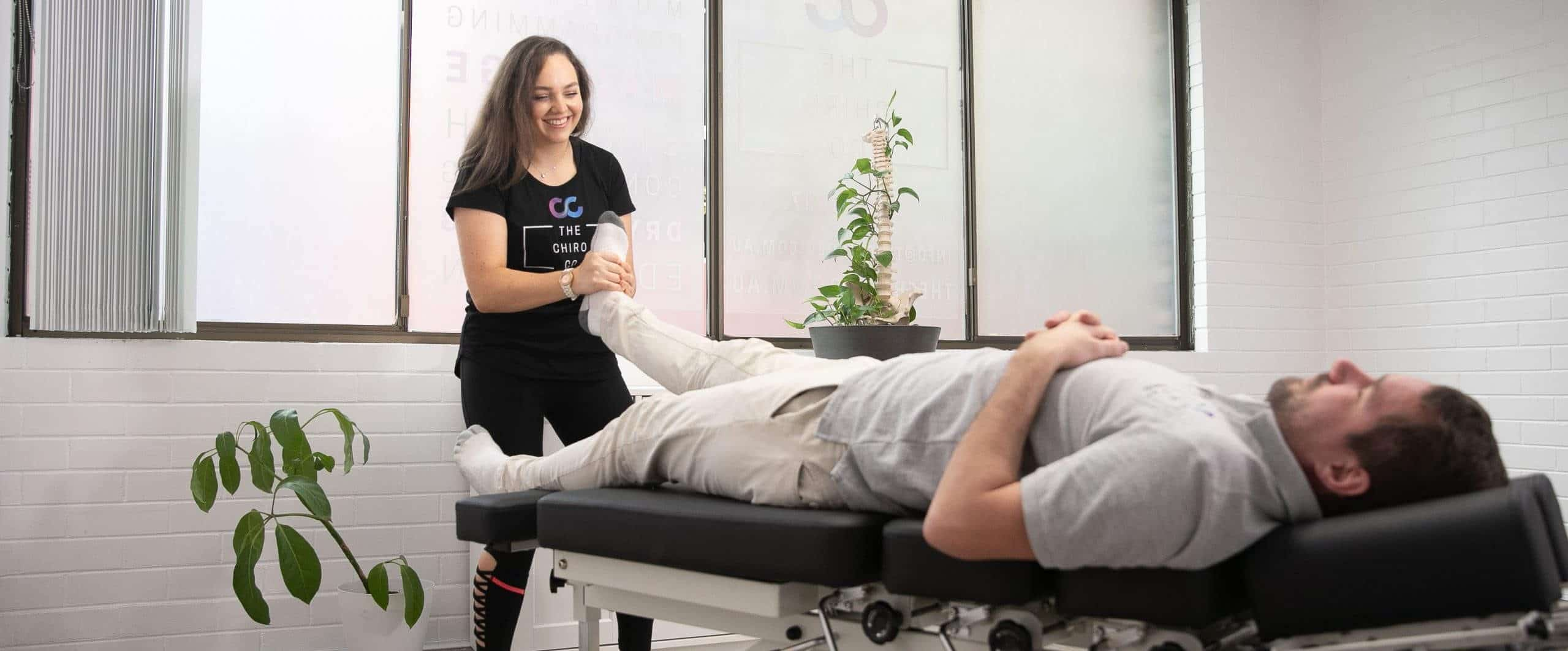 The Chiro Co   Evidence based Burwood Chiropractor